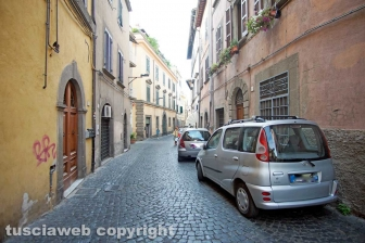 Viterbo - Via Mazzini