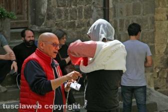 San Pellegrino set del film su santa Rosa
