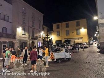 Viterbo - Santa Rosa 2019 - L'attesa