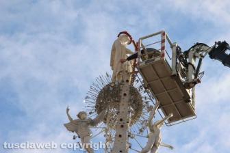 Santa Rosa torna in cima a Fiore del Cielo