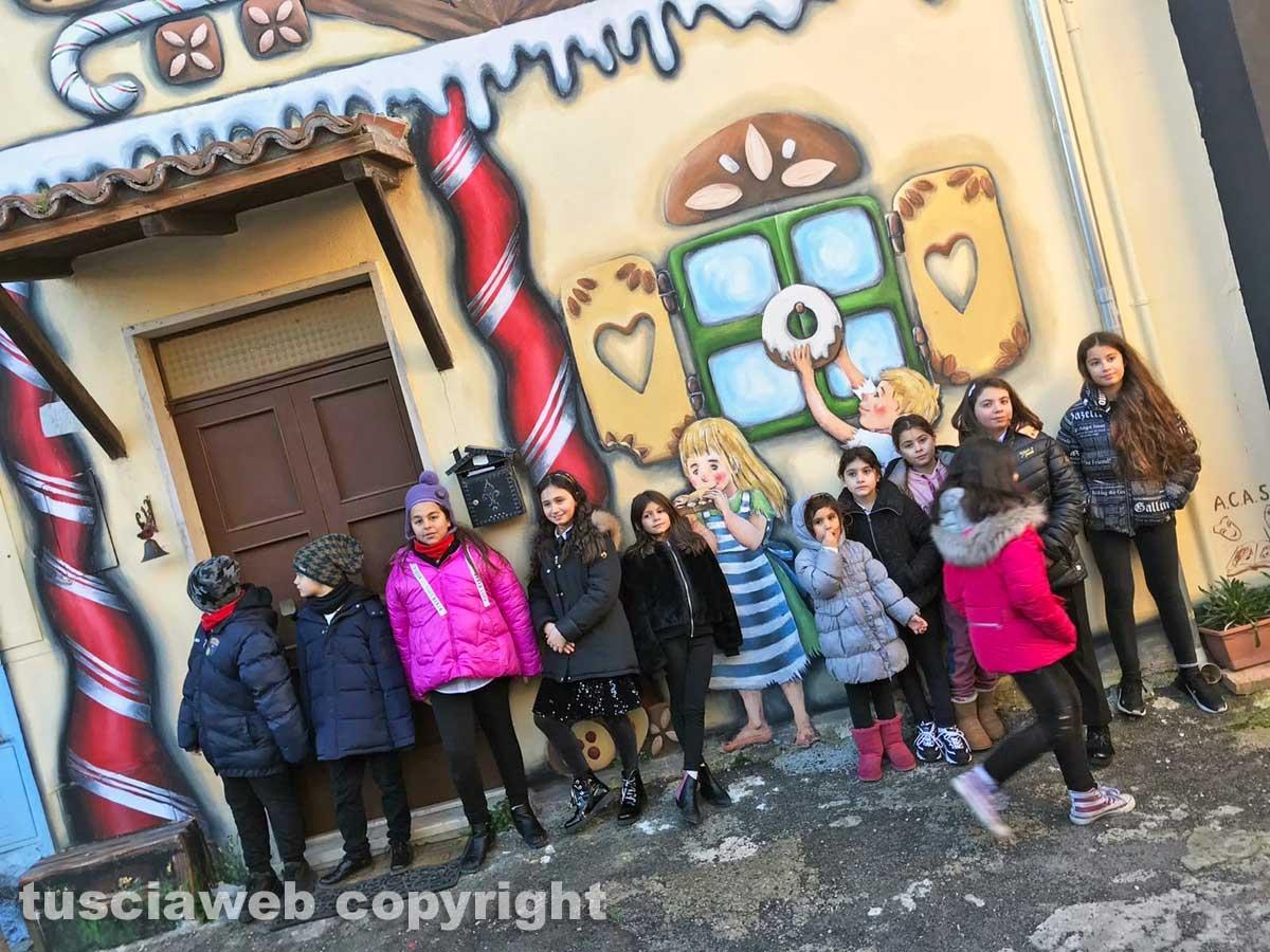 Viterbo - Il Contrappunto Kids a Sant'Angelo di Roccalvecce