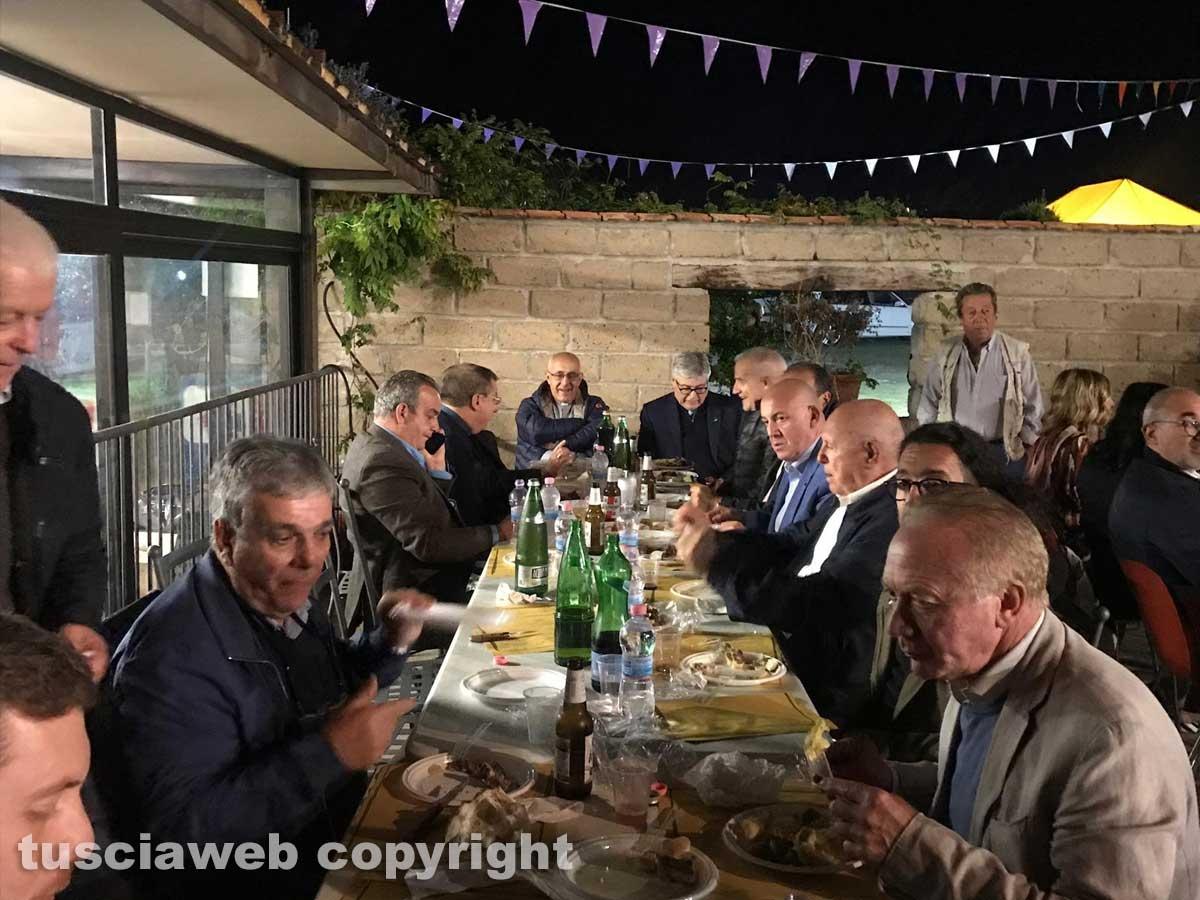 Sardegna in Tuscia, è festa
