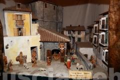 Ronciglione - Presepe ambientato ai piedi dei Torrioni -  Foto di Augusto Faiazzo