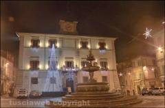 Ronciglione - Piazza principe di Napoli - Foto di Stefano Faiazzo