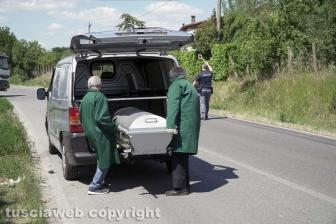 Scooter contro autobus, un morto