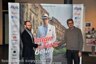 Italian Film Festival di Berlino - Servillo e Pif