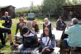 Sit-in alle masse di San Sisto