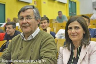 Viterbo - Susanna Tamaro all'istituto tecnico