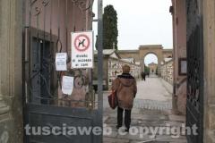 Il cimitero di Tuscania