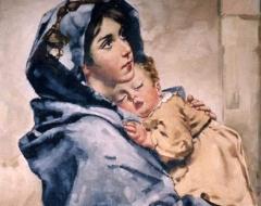 La Madonnina di Roberto Ferruzzi