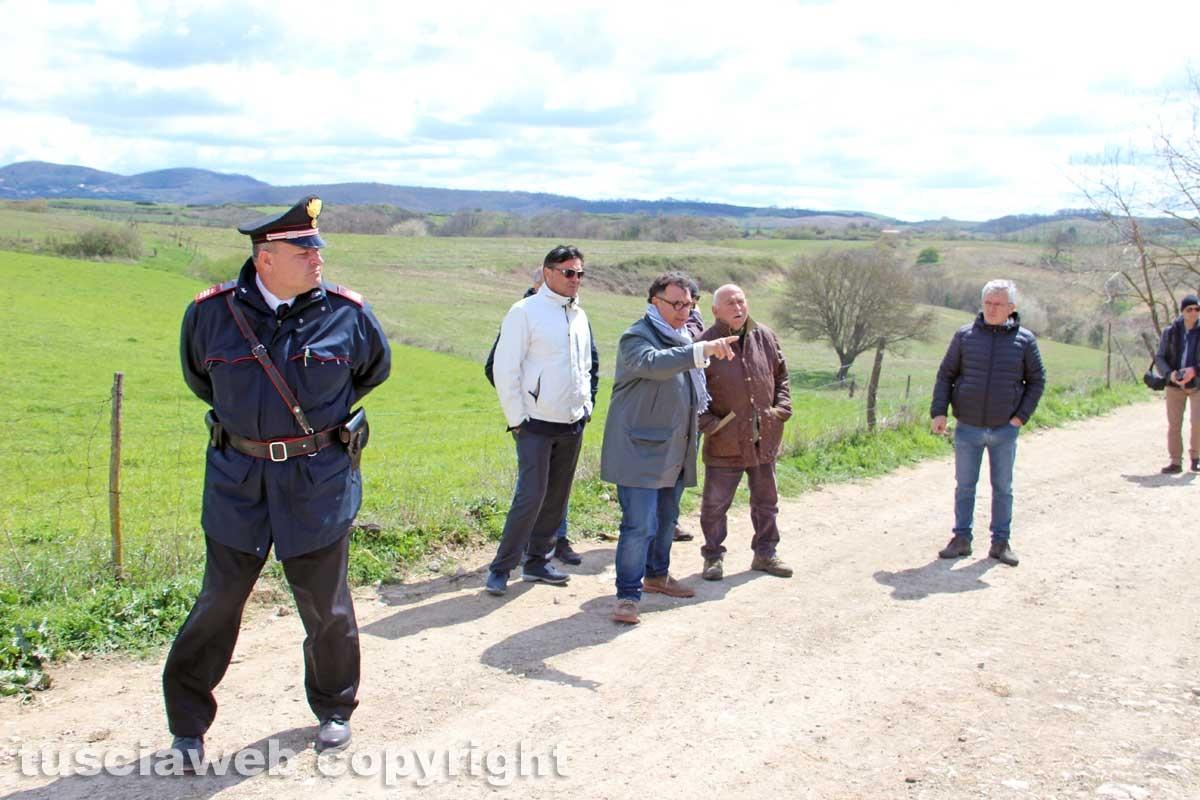 Tensione tra Antonio Pira e la polizia