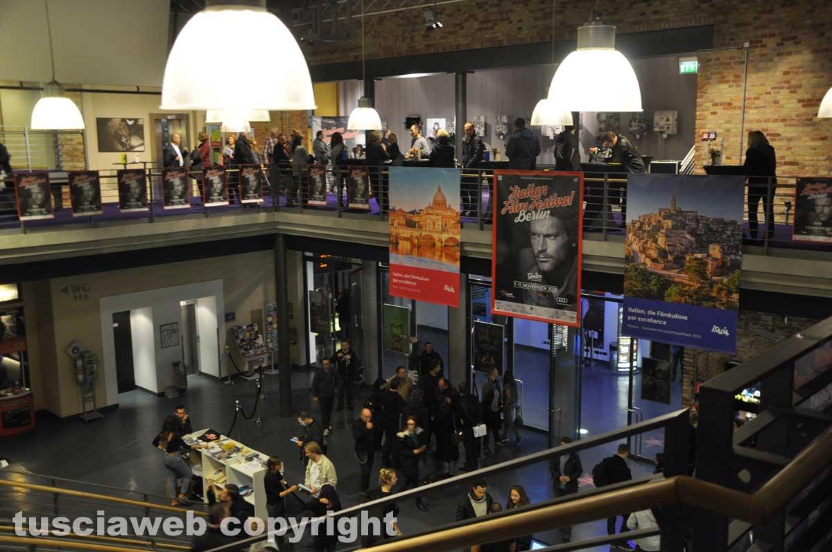 Kulturbrauerei - Quinta edizione Italian Film Fest Berlin