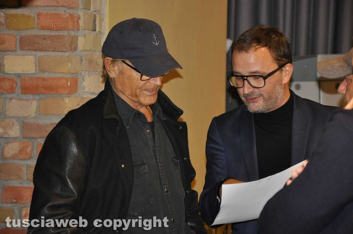 Terence Hill a Berlino tra i fan