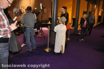 Berlino - Un bambino tedesco in stile western per Terence Hill