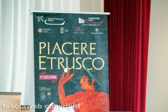 """Torna """"Piacere Etrusco"""""""
