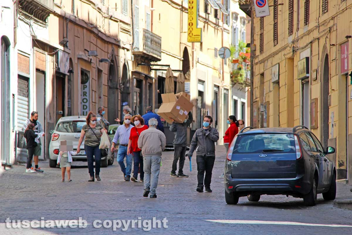 Tornano i turisti
