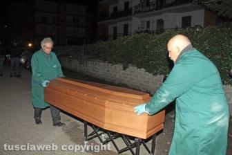 Tragedia in via Santa Lucia