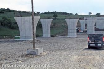 Trasversale Orte-Civitavecchia, il sopralluogo di Zingaretti e Armani