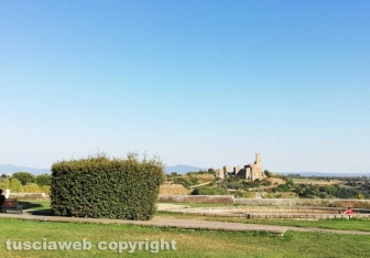 Tuscania - Parco Torre di Lavello