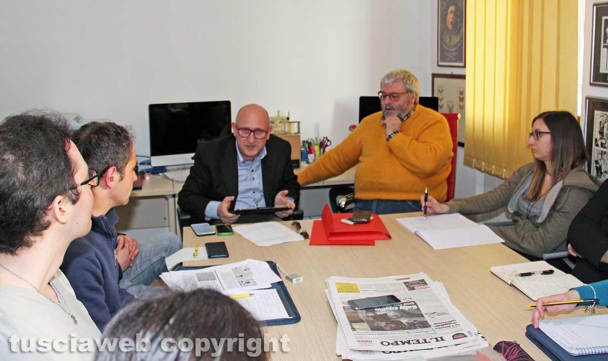 Tusciaweb academy - Francesco Corsi e Carlo Galeotti