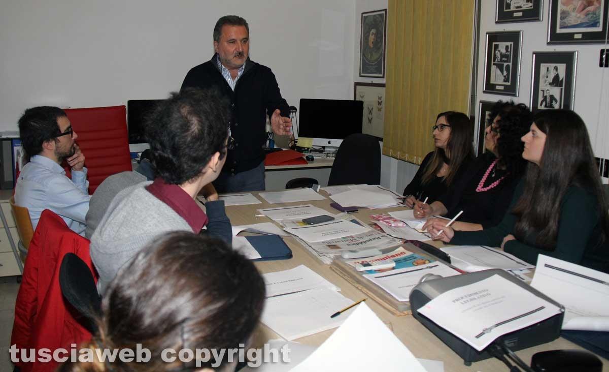 Enrico Panunzi alla Tusciaweb Academy