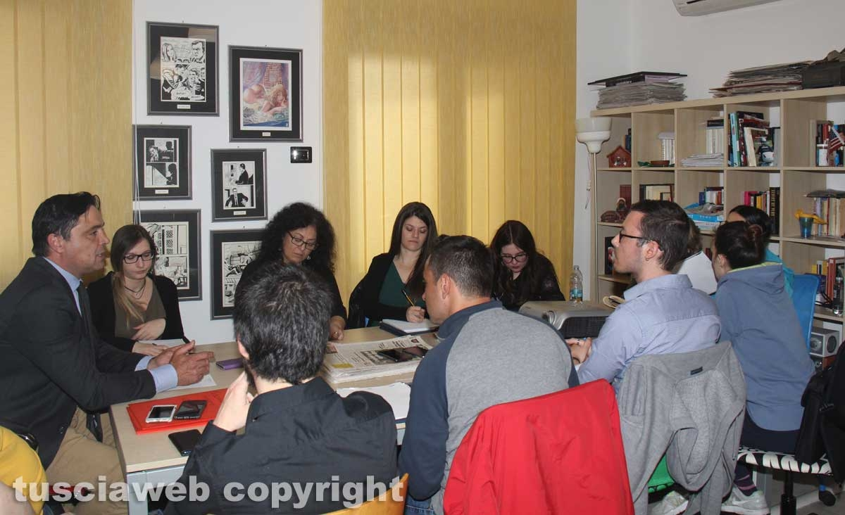 Riccardo Bartoli alla Tusciaweb Academy