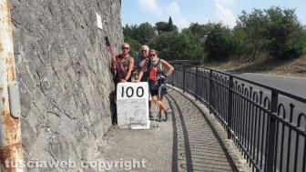 Lorenzo Del Tosto - In viaggio lungo la Via Francigena da Canterbury a Roma