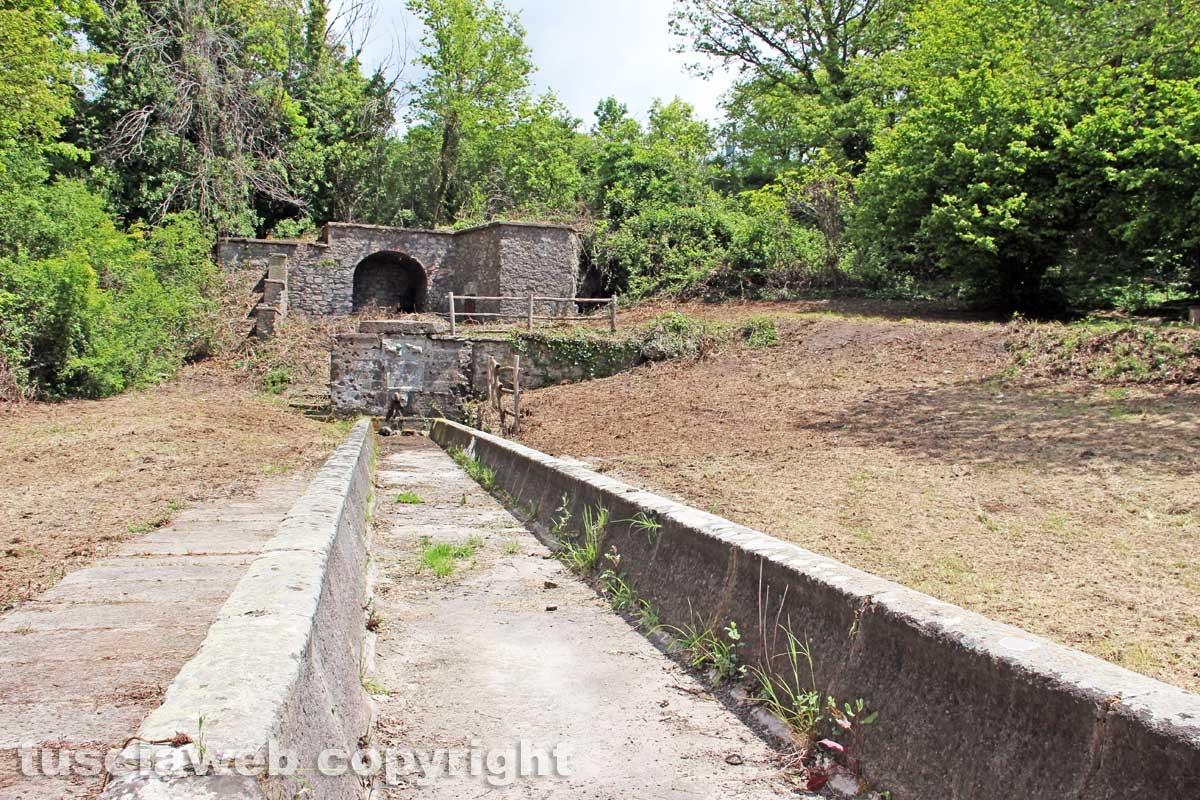 Un fontanile del XVI secolo