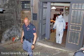 Uomo ucciso nel centro storico