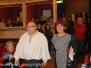 Valeria Fedeli e Nancy Brilli al teatro dell'Unione