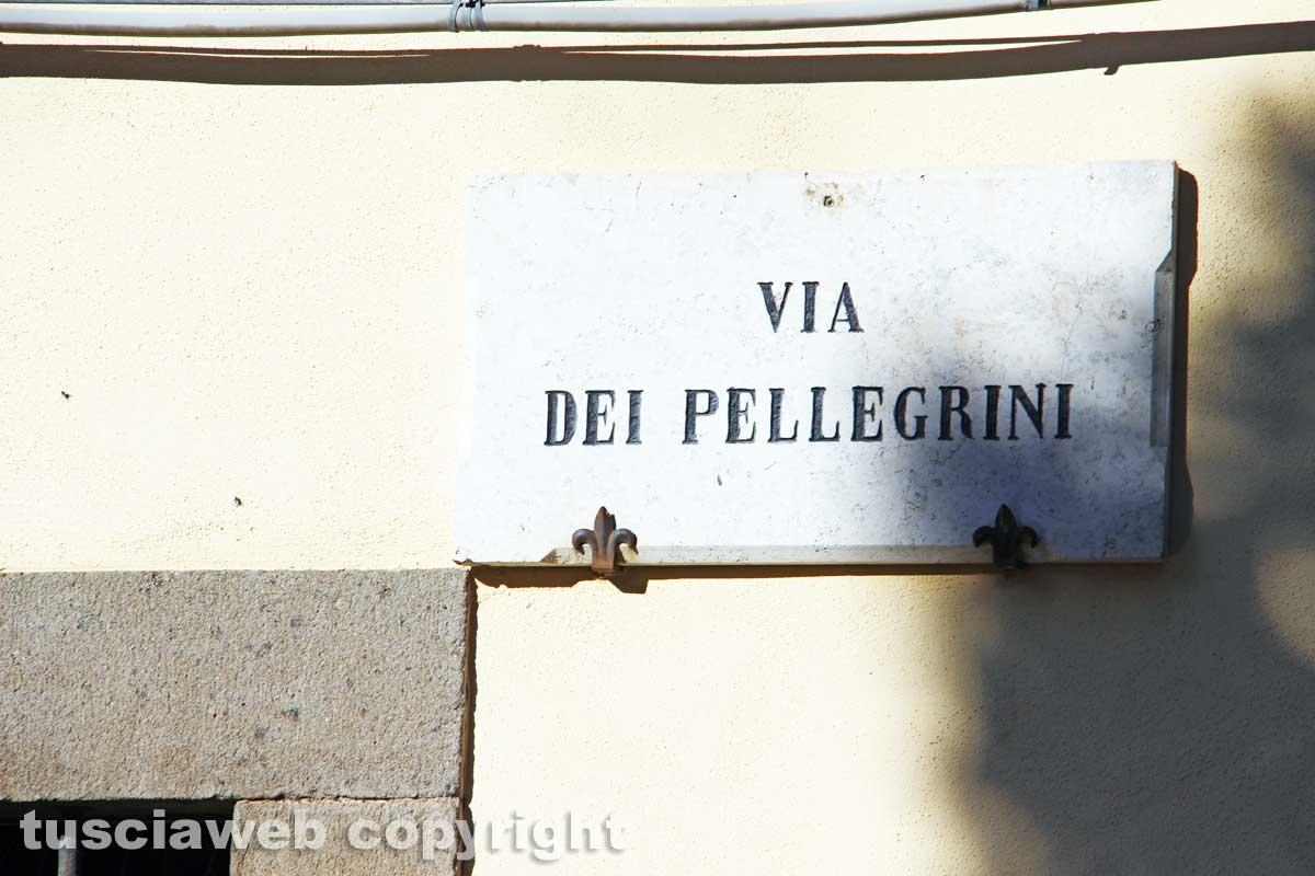 Via dei Pellegrini