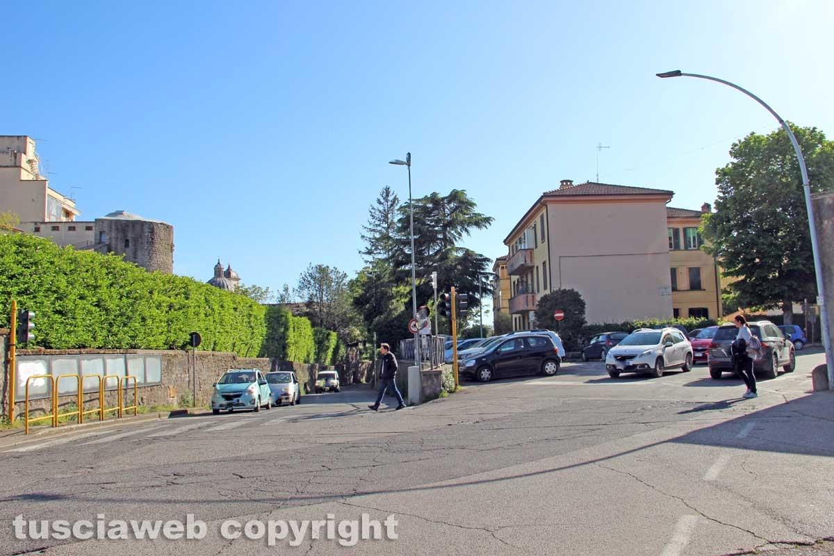 Via del Pilastro