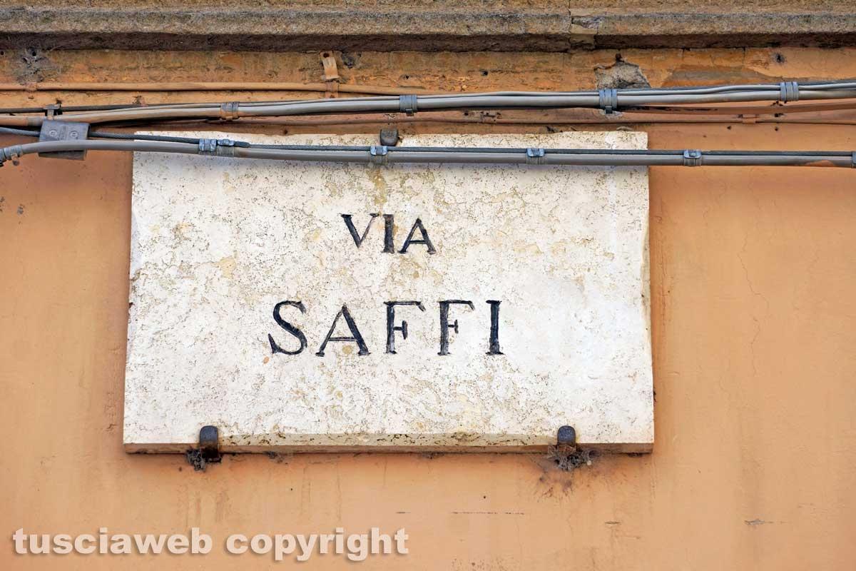 Via Saffi