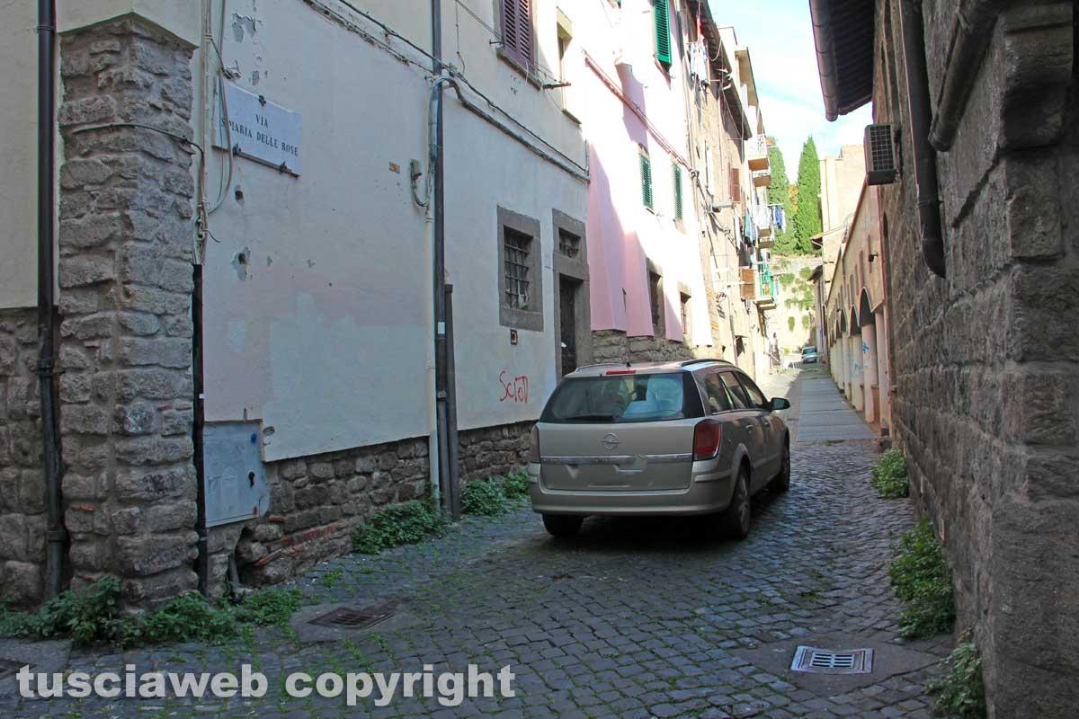 Via Santa Maria delle Rose