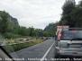 Viadotto chiuso a Montoro, traffico in tilt