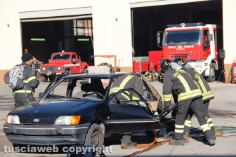 Vigili del fuoco - Santa Barbara
