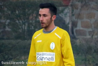 Sport - Calcio - Vigor Acquapendente - Andrea Coccetti
