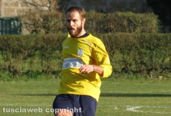 Sport - Calcio - Vigor Acquapendente - Andrea Scigliano
