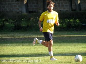 Sport - Calcio - Vigor Acquapendente - Filippo Tajani