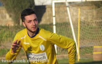 Sport - Calcio - Vigor Acquapendente - Francesco Cecconi