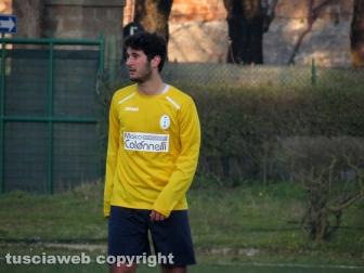 Sport - Calcio - Vigor Acquapendente - Simone Broccatelli