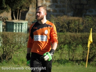 Sport - Calcio - Vigor Acquapendente - Simone Pasquini