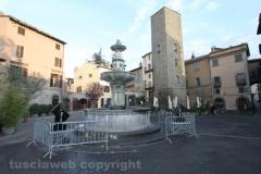 Festival delle luci - Viterbo assediata dai catafalchi
