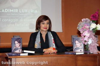 Vladimir Luxuria a Viterbo