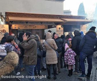 Weekend al Caffeina Christmas Village