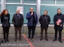 Zingaretti consegna 5 ambulanze e inaugura l'ambufest