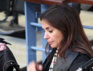 L'avvocato Claudia Polacchi