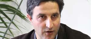 Alberto Bambini, sindaco di Acquapendente
