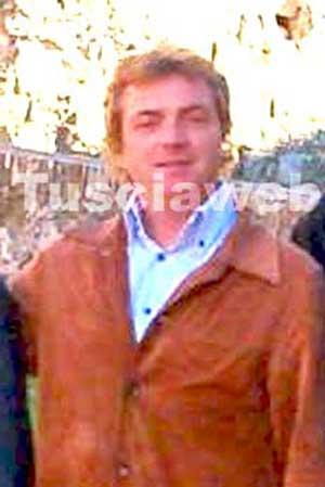Fabrizio Marchini, ex sindaco di Graffignano