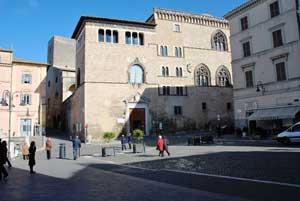 Tarquinia - Piazza Cavour